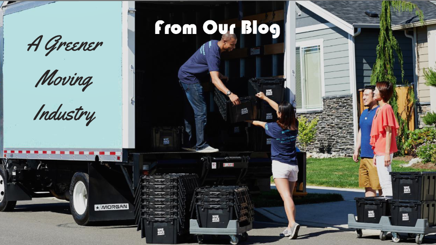 A Greener Moving Industry