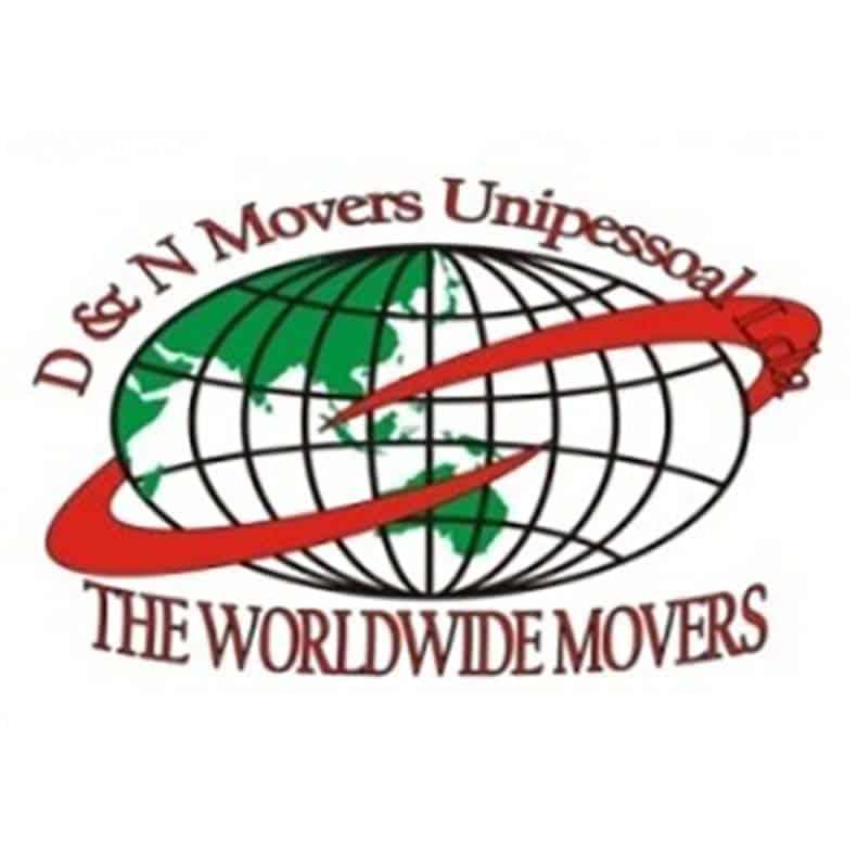 DN Movers Logo